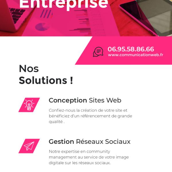 Agence de Communication - Agence de Com - Agence Web - Agence de pub